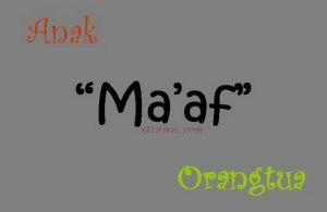 Ma'af
