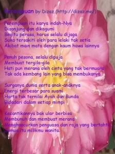 Puisi Perempuan