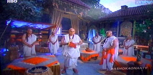 Ashoka episode 1, 2, 3,  09