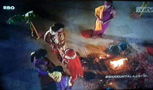 Shakuntala episode 86 #85 07