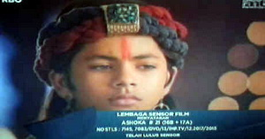 Ashoka episode #21 (16B + 17A) 00