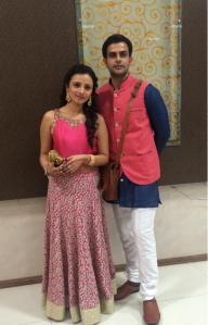 Foto Prinal (Charumitra) da Suami