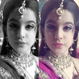 Tunisha Sharma sebagai Ahankara