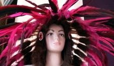 Menekin topi Indian dari bawah