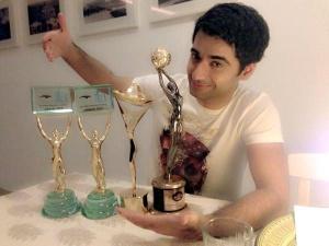 Harshad Arora n Awards