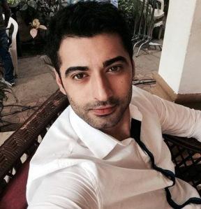 Harshad Arora Selfie