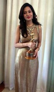Preetika Rao n award