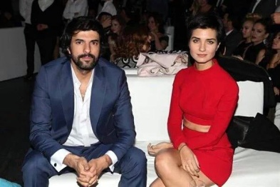 Engin & Tuba di Kristal Fare Awards 2015,, tatapan Sendu ;)