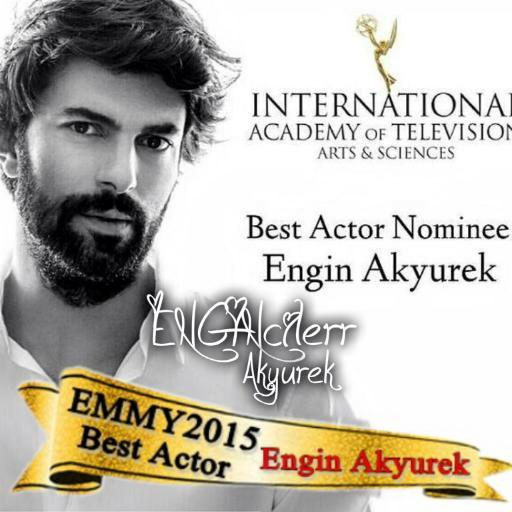 Engin Akyurek in Best Actor Nominee Emmy 2015