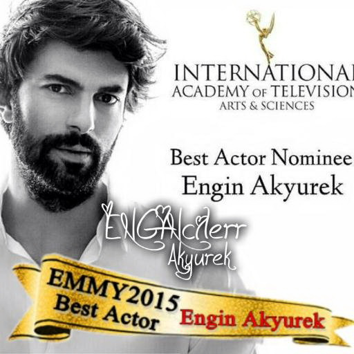 Engin Akyurek in Best Actor Nominee Emmy 2015