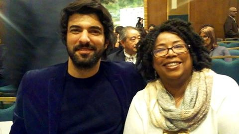 Engin Akyurek in Ceremony Emmy Awards