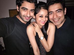 Harshad Arora 'Zain', Gunjan Vijaya 'Nafeesa' dan Vivek Madan 'Fahad'
