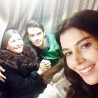 Kiymet, Kerem & Elif