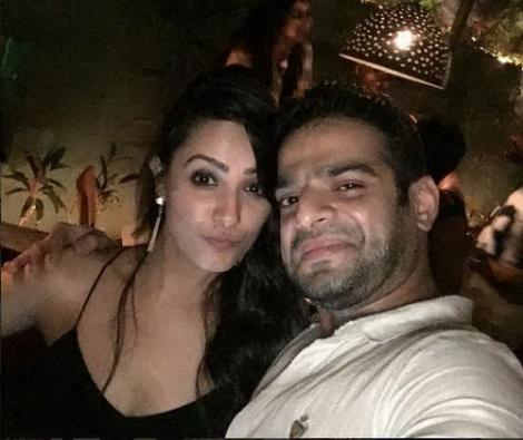 Karan Patel Raman Bhalla n Anita Hassanandani Shagun