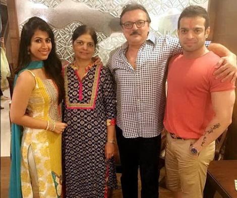 Karen Patel Family