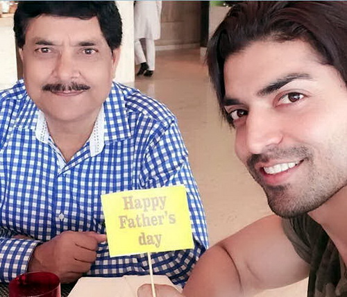gurmeet-choudhary-n-his-father