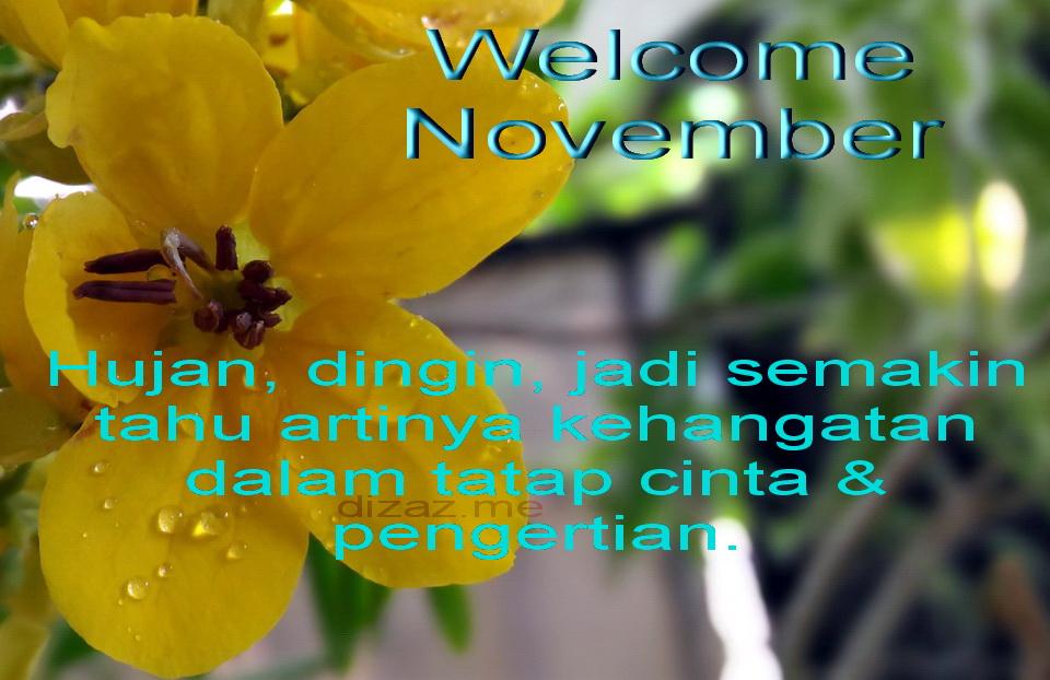 November Dingin