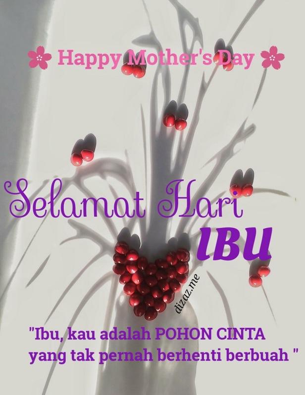 Kata Ucapan Selamat Hari Ibu