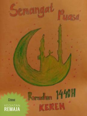 Poster Menyambut Ramadhan Keren