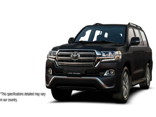 Toyota Land Cruiser Mobil Gahar