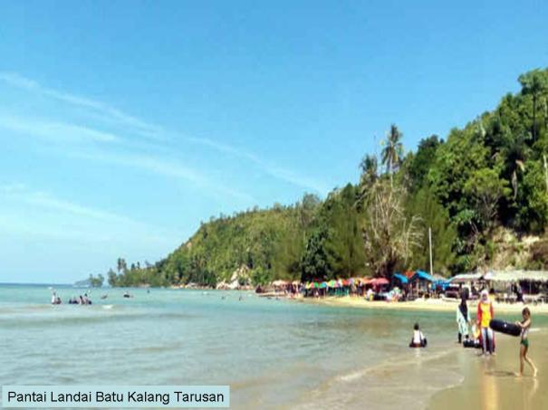 Pantai Landai Batu Kalang Tarusan