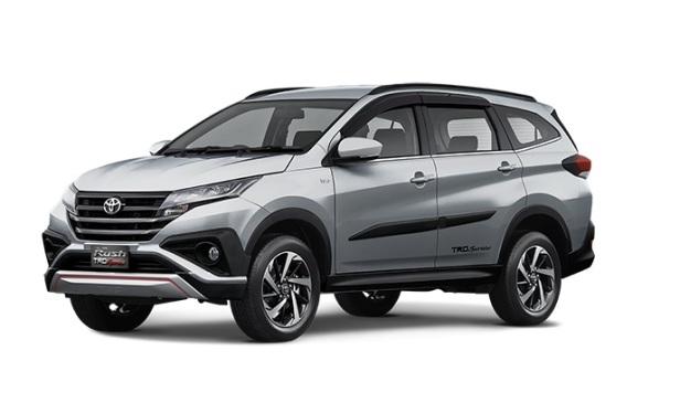 Harga Toyota Rush Type Terbaru