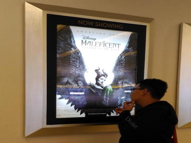 Kesan menonton film Maleficent